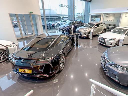 Lexus Luxembourg